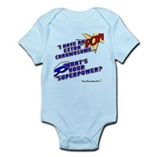 Extra Super Power Infant Bodysuit