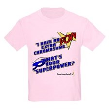 Extra Super Power T-Shirt
