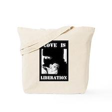 Funny Animal liberation Tote Bag