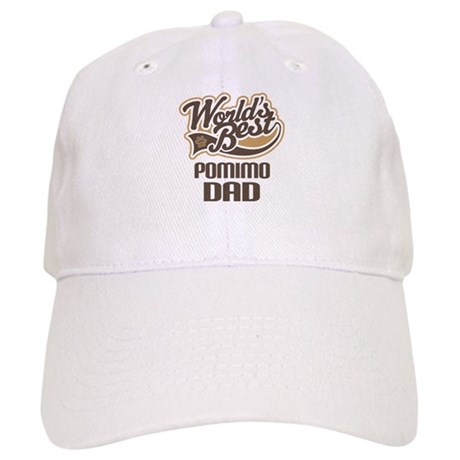 Pomimo Dog Dad Cap