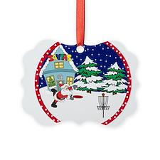Cute Disc Ornament