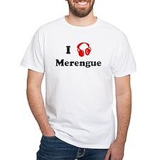 Merengue music Shirt
