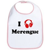 Merengue music Bib