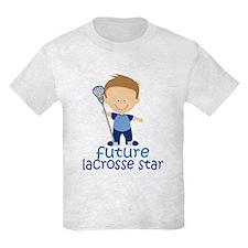 Future Lacrosse Star Boys T-Shirt