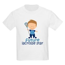 Future Lacrosse Star Boys T-Shirt