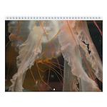 Jellyfish Wall Calendar