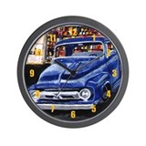 Classic Old Truck Wall Clock