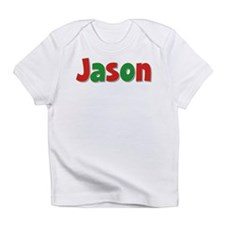 Jason Christmas Infant T-Shirt