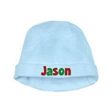 Jason Christmas baby hat