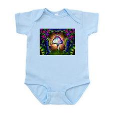 Magic Mushroom Infant Bodysuit