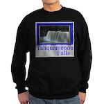 Tahquamenon Falls Michigan Up Sweatshirt (dark)