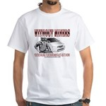 Without Miners Environmentalist White T-Shirt