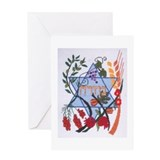 Cool Judaism Greeting Card