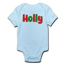 Holly Christmas Infant Bodysuit