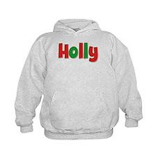 Holly Christmas Hoodie