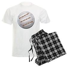 Beach Volleyball Pajamas