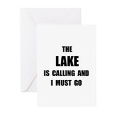 Lake Calling Greeting Cards (Pk of 20)