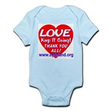 Byteland.org Infant Bodysuit