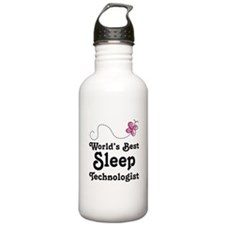Sleep Technologist Water Bottle