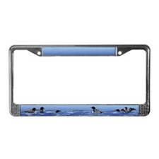 Lots of Loons License Plate Frame