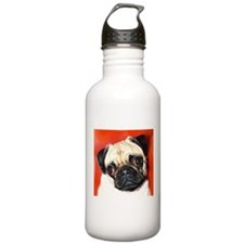 Pug Gifts 1 Water Bottle