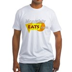 MontclairEats Fitted T-Shirt