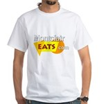MontclairEats White T-Shirt