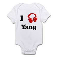 Yang music Infant Bodysuit