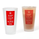 KCNO Drinking Glass