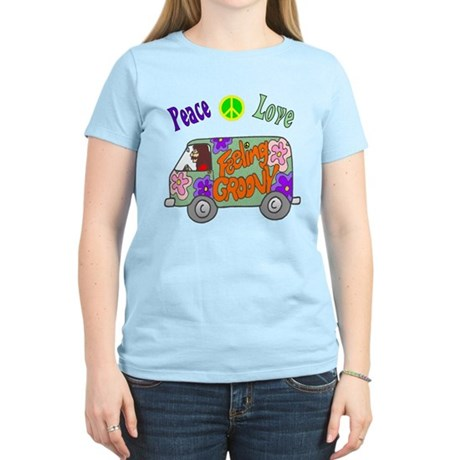 Groovy Van Women's Light T-Shirt