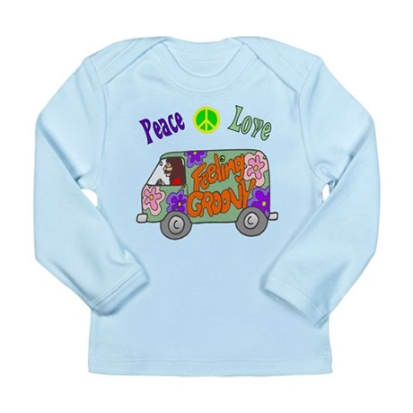 Groovy Van Long Sleeve Infant T-Shirt