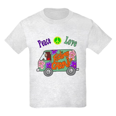 Groovy Van Kids Light T-Shirt