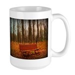 Bench Large Mug