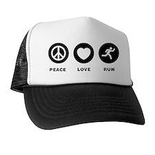 Running Trucker Hat