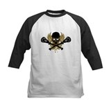 Lacrosse and Bones Baseball Jersey