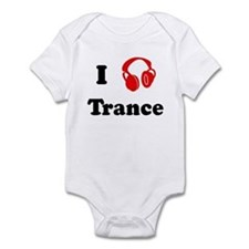 Trance music Infant Bodysuit