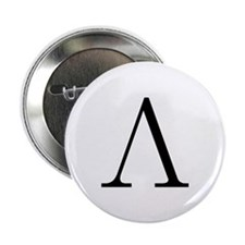Greek Letter Lambda Button