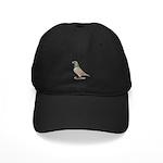 American Show Racer Opal Pigeon Black Cap