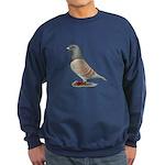 American Show Racer Opal Pigeon Sweatshirt (dark)