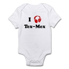 Tex-Mex music Infant Bodysuit