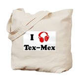 Tex-Mex music Tote Bag