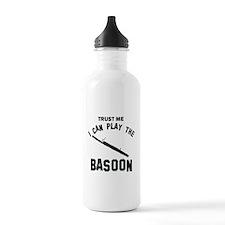 Cool Basoon designs Water Bottle