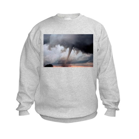 Tornado Fury Kids Sweatshirt