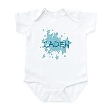 Caden - Blue Stars Infant Bodysuit