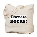 Theresa Rocks! Tote Bag