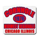 Chicago Cornhole Mousepad