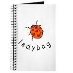 Ladybug Journal