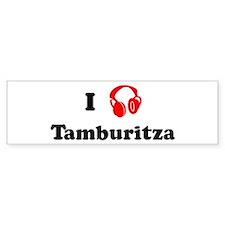 Tamburitza music Bumper Bumper Sticker