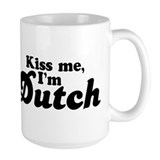 Kiss Me I'm Dutch Mug