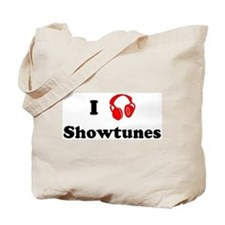 Showtunes music Tote Bag